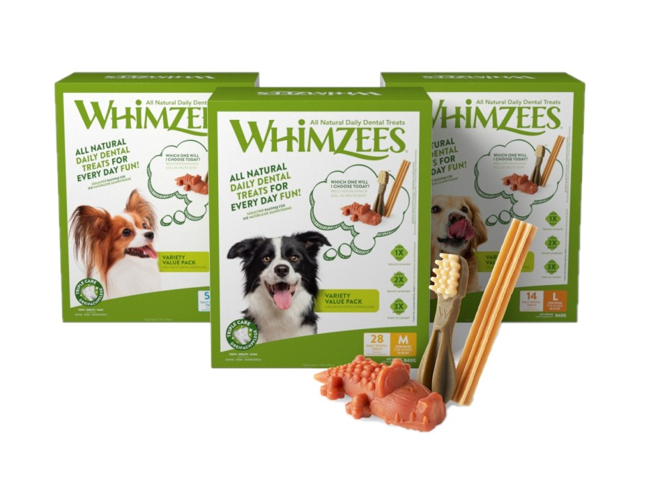 Whimzees Variety Value Box